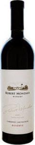 Robert Mondavi Reserve Cabernet Sauvignon 1995, Napa Valley Bottle