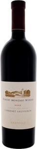 Robert Mondavi Cabernet Sauvignon 1994, Napa Valley, California Bottle