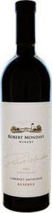 Robert Mondavi Reserve Cabernet Sauvignon 1975, Napa Valley Bottle