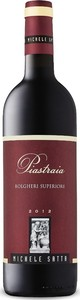 Michele Satta Piastraia 2012, Doc Bolgheri Bottle