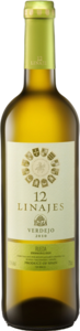 12 Linajes Verdejo 2016 Bottle