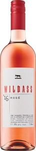 Wildass Rosé 2016, VQA Niagara Peninsula Bottle