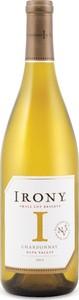 Irony Small Lot Reserve Chardonnay 2015, Napa Valley Bottle