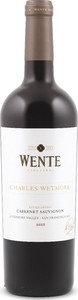 Wente Vineyards Charles Wetmore Cabernet Sauvignon 2014, Livermore Valley, San Francisco Bay Bottle