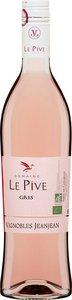 Le Pive Gris Vin Rosé 2016 Bottle