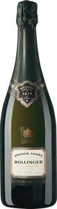 Bollinger La Grande Année Brut 2007 Bottle