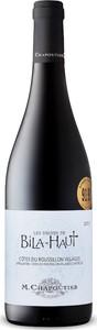 M. Chapoutier Les Vignes De Bila Haut Côtes De Roussillon 2015, Ac Bottle
