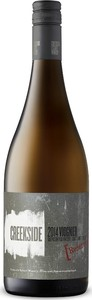 Creekside Reserve Viognier Queenston Road Vineyard 2014, VQA St. David's Bench, Niagara On The Lake Bottle