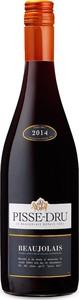 Pisse Dru Beaujolais 2015 Bottle