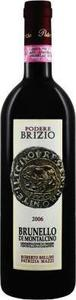 Podere Brizio Brunello Di Montalcino 2012, Docg Bottle