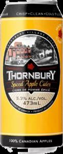 Thornbury Spiced Apple Cider (473ml) Bottle