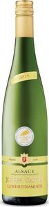 Joseph Cattin Gewürztraminer 2015, Ac Alsace Bottle