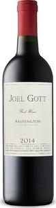 Joel Gott Washington Red 2014, Columbia Valley Bottle