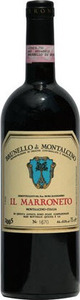 Il Marroneto Brunello Di Montalcino 2012, Docg Bottle