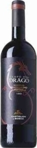 Castiglion Del Bosco Brunello Di Montalcino Campo Del Drago 2012 Bottle