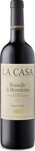 Caparzo Brunello Di Montalcino La Casa 2012 Bottle