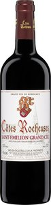 Côtes Rocheuses 2013, Ac Saint émilion Grand Cru Bottle