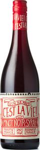 C'est La Vie! Pinot Noir Syrah 2015,  Vin De Pays D'oc Bottle