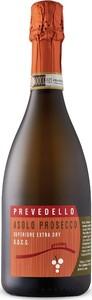 Prevedello Asolo Superiore Extra Dry Prosecco 2016, Docg, Veneto, Italy Bottle