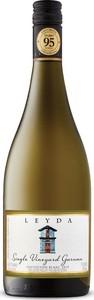 Leyda Single Vineyard Sauvignon Blanc 2015, Garuma Vineyard, Ledya Valley Bottle