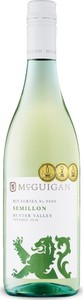 Mcguigan Bin 9000 Semillon 2016, Hunter Valley, New South Wales Bottle