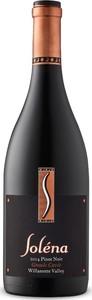 Soléna Grand Cuvée Pinot Noir 2014, Willamette Valley Bottle