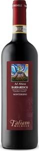 Taliano Michele Ad Altiora Barbaresco 2012, Docg, Montersino Bottle