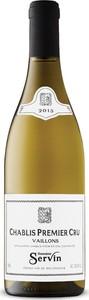 Domaine Servin Chablis Vaillons Premier Cru 2009 Bottle