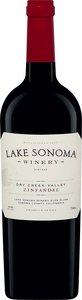 Lake Sonoma Winery Dry Creek Valley Zinfandel 2013 Bottle