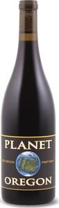Planet Oregon Pinot Noir 2015, Willamette Valley Bottle