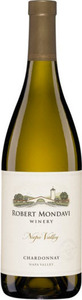 Robert Mondavi Napa Valley Chardonnay 2014, Napa Valley Bottle