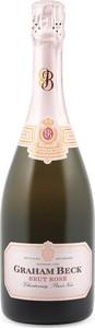Graham Beck Brut Rosé, Méthode Cap Classique, Wo Western Cape, South Africa Bottle