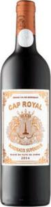 Cap Royal Rouge 2014, Ac Bordeaux Supérieur Bottle
