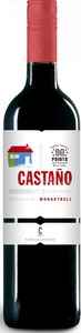 La Casona De Castano Old Vines Monastrell 2015, Do Yecla Bottle