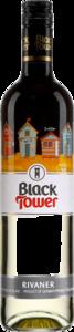 Black Tower Qualitatswein Rivaner 2016, Rheinhessen Bottle