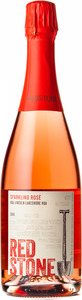 Redstone Sparkling Rosé 2015, Lincoln Lakeshore Bottle