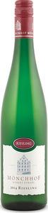 Mönchhof Robert Eymael Riesling 2015 Bottle