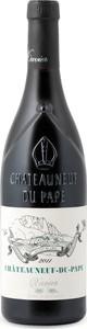 Xavier Châteauneuf Du Pape 2012, Ap Bottle