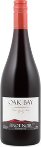 Oak Bay Pinot Noir 2013, BC VQA Okanagan Valley Bottle