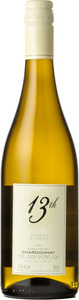 13th Street June's Vineyard Chardonnay 2015, VQA Creek Shores, Niagara Peninsula Bottle