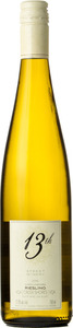 13th Street June's Vineyard Riesling 2015, VQA Creek Shores, Niagara Peninsula Bottle