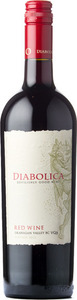 Diabolica Red 2014, Okanagan Valley Bottle