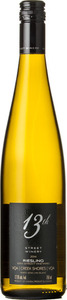 13th Street 13th Street Vineyard Riesling 2014, VQA Creek Shores, Niagara Peninsula Bottle