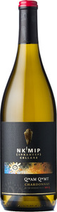 Nk'mip Cellars Qwam Qwmt Chardonnay 2014, Okanagan Valley Bottle