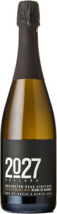 2027 Cellars Queenston Road Vineyard Blanc De Blanc 2013, VQA St. David's Bench Bottle