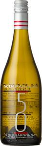 50th Parallel Chardonnay 2015, Okanagan Valley Bottle