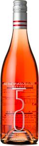 50th Parallel Pinot Noir Rosé 2016, Okanagan Valley Bottle