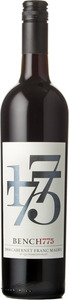 Bench 1775 Cabernet Franc Malbec 2014, Okanagan Valley Bottle