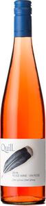 Blue Grouse Quill Rosé 2016, Vancouver Island Bottle