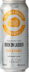 Broken Ladder Pears & Peaches, Okanagan Valley (473ml) Bottle